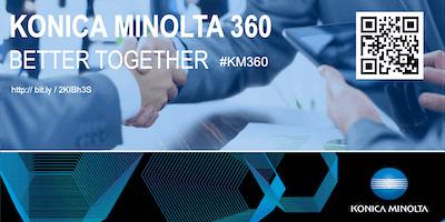 Konica Minolta 360 Better Together aneb Společná příprava na IT (r)evoluci
