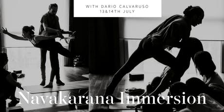 Navakarana Immersion - with Dario Calvaruso entradas