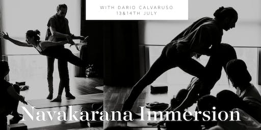 Navakarana Immersion - with Dario Calvaruso
