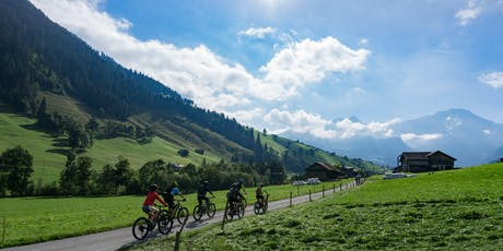 eBike your Life Festival Gstaad (in Schweizer Franken) Tickets