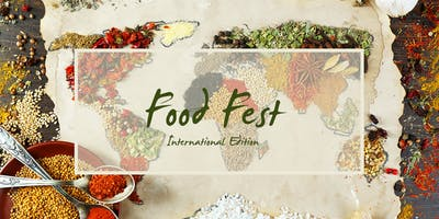 Food Fest: International Edition