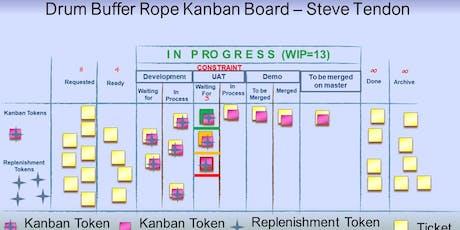 KC- Kanban Cadences (Throughput Kanban) - Montréal (Certified Tameflow Kanban Training)  tickets