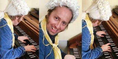 Pianoets historie - en morsom forestilling