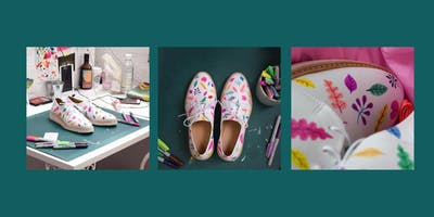 Sharpies & Shoes