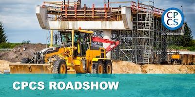 CPCS Roadshow: 10 July, Mansfield