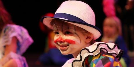 "NVA Zomerconcert ""Circuscapriolen 1"" tickets"
