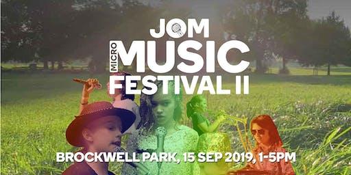 JOM Micro Music Festival II