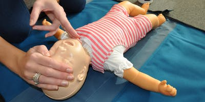 KINGS HILL Baby & Child First Aid Class for Parents