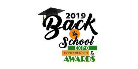 Back to School Expo, Conferences & Awards tickets