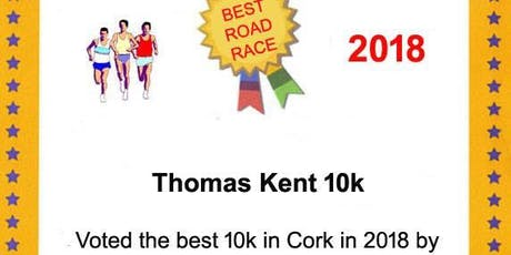 Thomas Kent 10k 2019 tickets