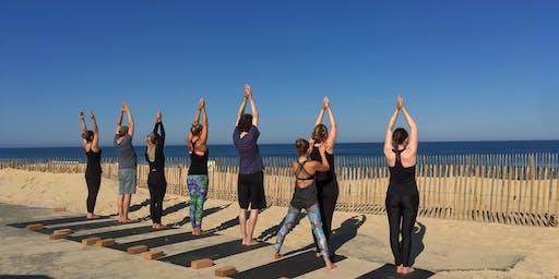 Yoga Urlaub an Frankreichs Atlantikküste