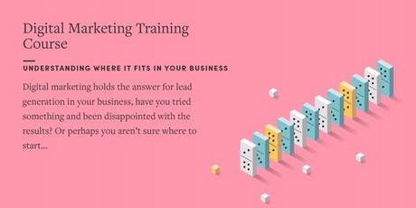 Digital Marketing Training Course tickets
