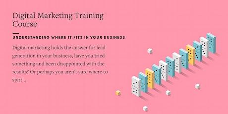 Digital Marketing Training Course tickets