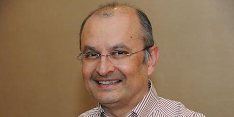 25th Sackler Distinguished Lecture, speaker Dr KJ Patel tickets
