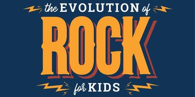 Evolution of Rock for Kids w/ The Hungry Monks
