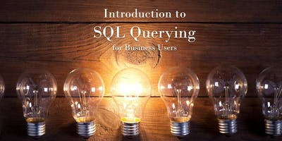 Introduction to SQL Querying for Business Users