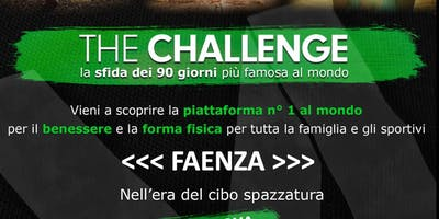 Copia di The Challenge Faenza