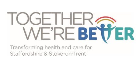 Together We're Better Listening Event: Stoke-on-Trent tickets