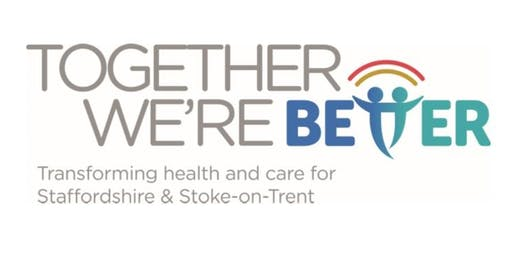 Together We're Better Listening Event: Stoke-on-Trent