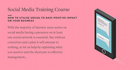 Social Media Training Course tickets