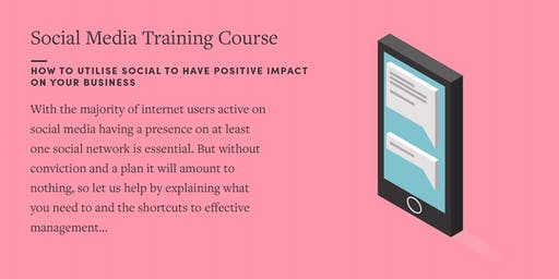 Social Media Training Course