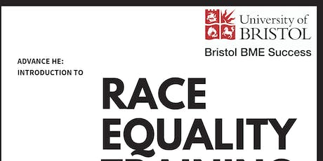 UoB: Introduction to Race Equality, June Training tickets