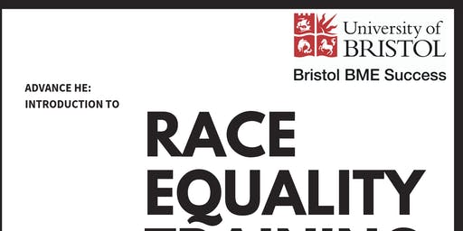 UoB: Introduction to Race Equality, June Training