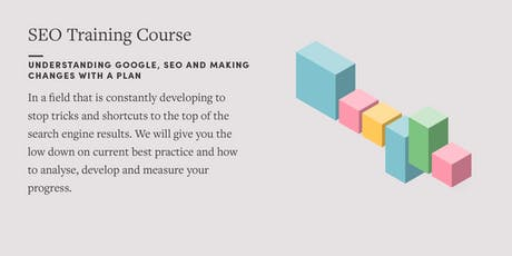 SEO Training Course tickets