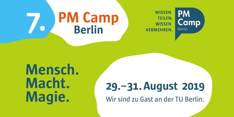 7. PM Camp Berlin 2019 Tickets