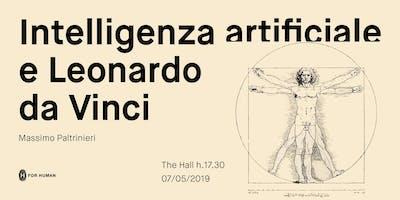 Intelligenza Artificiale e Leonardo da Vinci