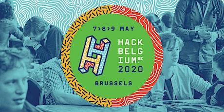 HACK BELGIUM 2020 tickets
