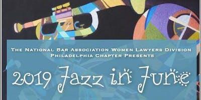 Jazz in June Scholarship Reception