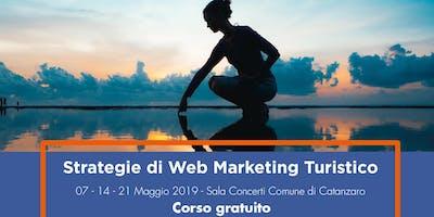 Strategie di Web Marketing Turistico