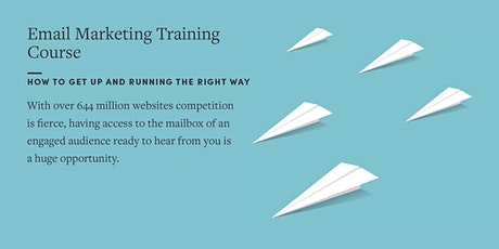 Email Marketing Training Course tickets