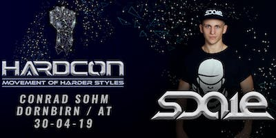 Hardcon - movement of Harder Styles w/ Scale, Dornbirn (AT)