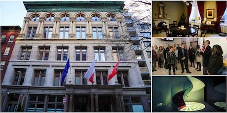 Behind-the-Scenes @ Czech Republic Consulate & Secret Antonín Dvořák Room tickets