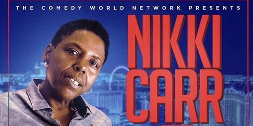 Nikki Carr Live On the Strip @ LA Comedy Club