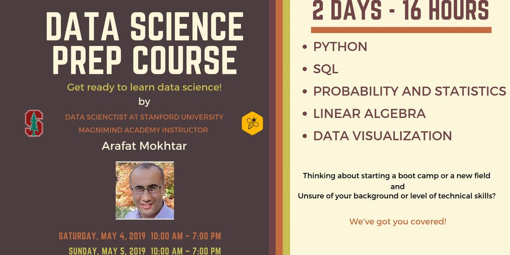 Data science course stanford