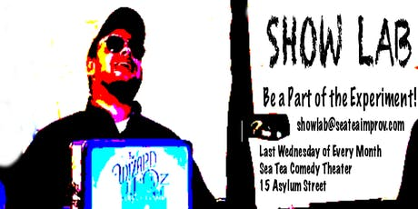 Show Lab: Be Part of the Experiment! tickets