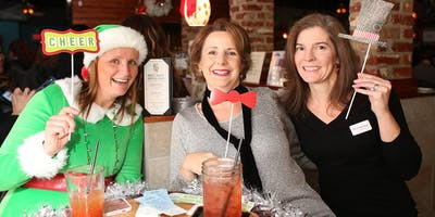 Cocktails & Candy Canes Holiday Party - Girls Night Out Networking Social