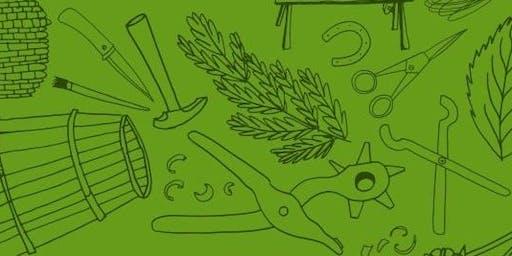 Penwythnos Crefftau - Dosbarthiadau Meistr | Craft Weekend - Masterclasses