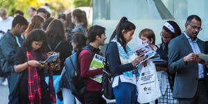 USA College Day London 2019 attendee registration