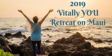 RSVP to learn more: Vitally You Retreat in Maui includes 50 Fun Things tickets