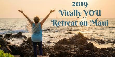 RSVP to learn more: Vitally You Retreat in Maui includes 50 Fun Things