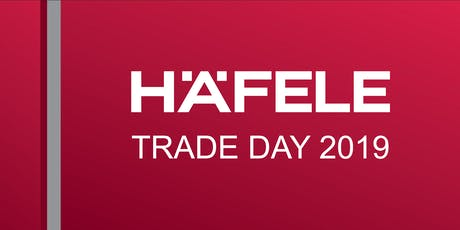 Häfele Trade Day tickets