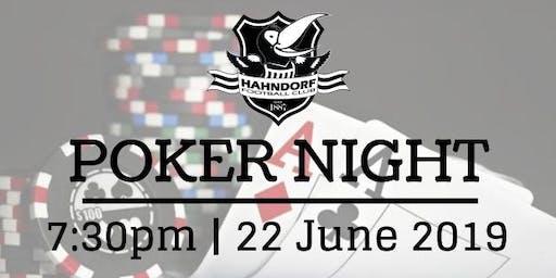 Poker Night @ HFC