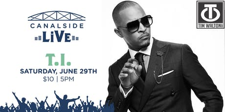 Canalside Live Series: T.I. tickets