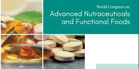 World Congress on Advanced Nutraceuticals and Functional Foods (PGR) tickets