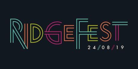 RIDGEFEST 2019 tickets
