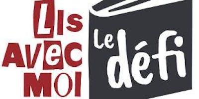 Finale secteur EST - Défi Lis avec moi - Commission scolaire des Affluents